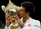 Novak Djoković pokonał w finale Wimbledonu Rogera Federera