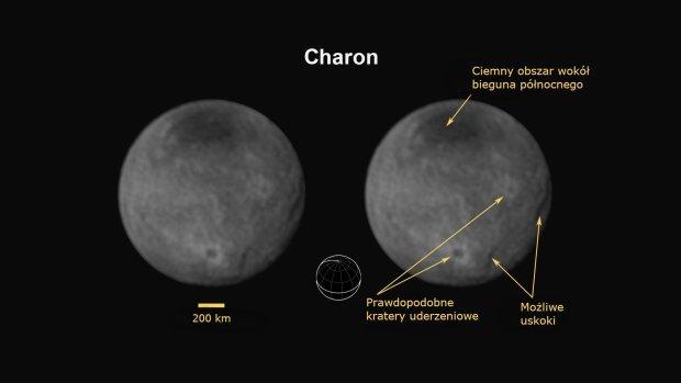 Geologia Charona
