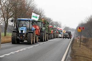 OPZZ Rolników: Od poniedziałku protesty i blokada DK2. Później marsz gwiaździsty na Warszawę