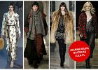 Trendy na jesie�- zima 2013/ 2014. Czego nie za�o�y�aby Joanna Krupa?
