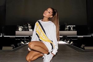 To ulubiona bluza Ariany Grande! Wiemy, gdzie ją kupić!