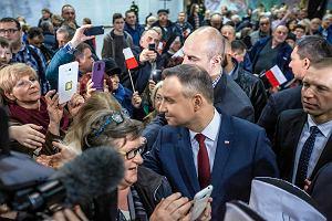 Prokuratura bada, czy w Krapkowicach obrażono prezydenta RP
