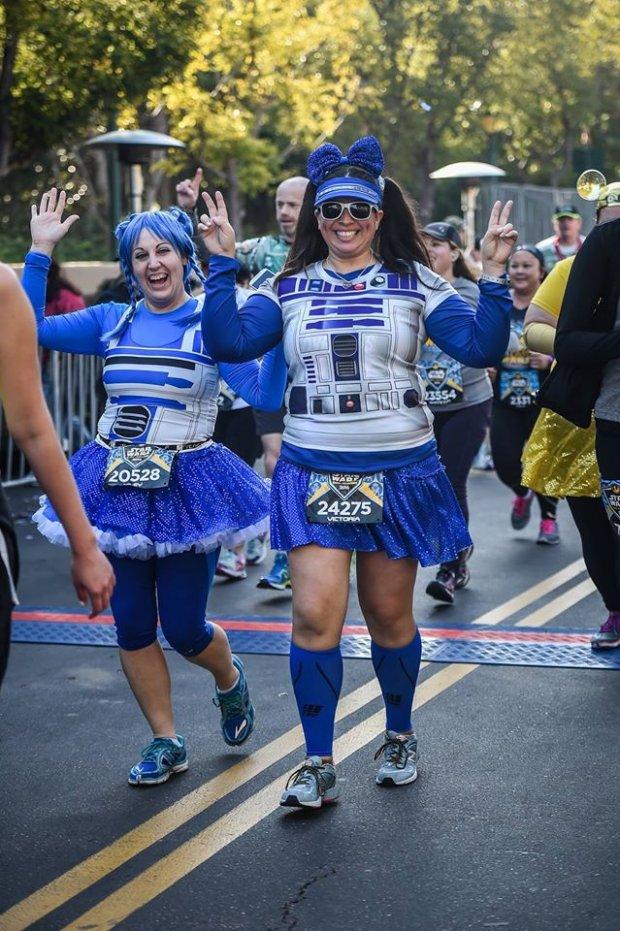 półmaraton, bieganie, star wars