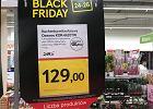 Zaskakująco słabe dane z polskiej gospodarki za grudzień. Wśród winnych kalendarz i Black Friday