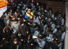 Szef administracji Janukowycza składa dymisję. Na Majdanie była jego żona