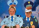 Policjant to te� cz�owiek, ale tylko we W�oszech. Wyraz twarzy naszych mundurowych skutecznie odstrasza [FELIETON]