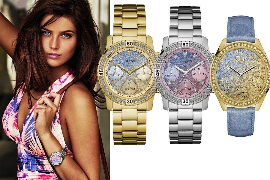 Wiosenna kolekcja zegark�w GUESS