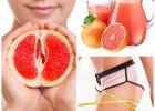 Dieta grejpfrutowa. Cytrusy pomog� ci schudn�� [10 ZASAD]