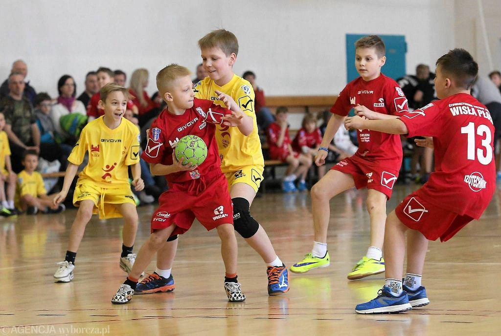 Orlen Handball Mini Liga dla klas czwartych