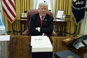 Zbombardujmy ich! Czy Donald Trump poprowadzi USA na wojnę nuklearną?