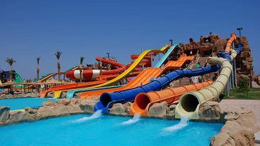 Jungle Aquapark, Hurghada, Egipt  / żródło: Alfa Star
