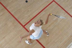 Squash – sport, który wciąga!
