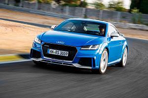 Audi TT RS | Ceny w Polsce | Małe R8