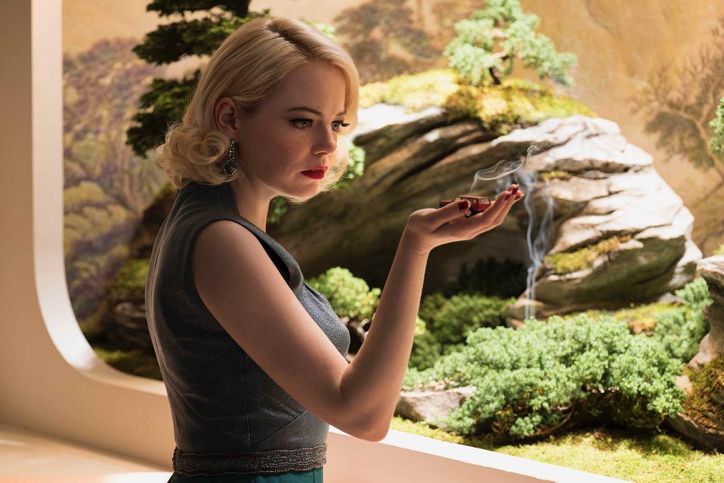 Emma Stone jako Annie w serialu 'Maniac' / fot. Netflix