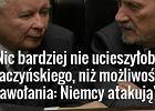 """Korespondent """"FAZ"""" o Jarosławie Kaczyńskim"""