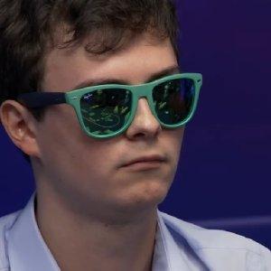 Polak o kamiennej twarzy na turnieju pokera. Komentatorzy oszaleli