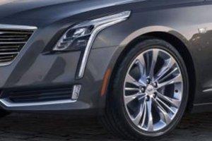 Salon Nowy Jork 2015 | Cadillac CT6 | Flagowa limuzyna