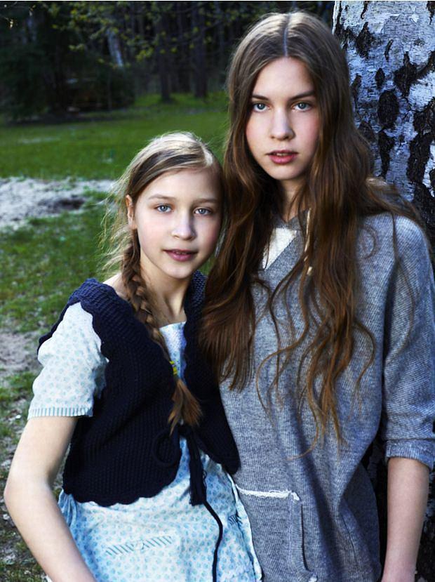 Wiktoria i Paulina Grzelak