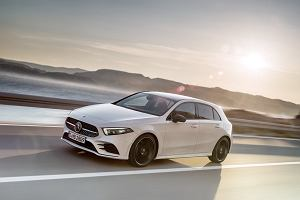Nowy Mercedes Klasy A - ceny w Polsce. Mercedes wycenił swój najmniejszy model