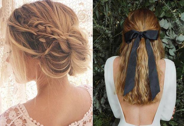 Fryzury na wesele - te proste i trudniejsze. Zobacz, jak samemu zrobić fryzurę na wesele