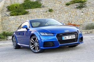 Nowe Audi TT i TTS   Pierwsza jazda   Z myślą o kierowcy