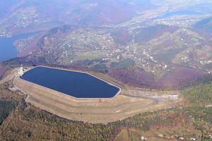 W sercu góry elektrownia, a na jej szczycie gigantyczny zbiornik wodny. To jedyne takie miejsce w Polsce