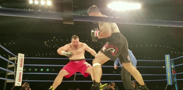 Tim Hague fot.www.youtube.com