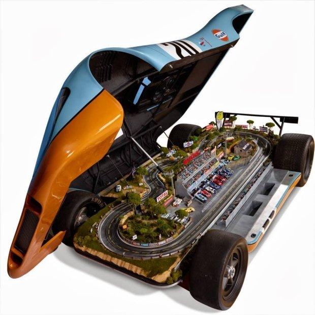 Slot Mods Raceways | Magiczne zabawki dla du�ych ch�opc�w