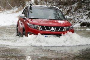 Suzuki Vitara 1.4 Turbo BoosterJet | Pierwsza jazda | Krok w dobr� stron�