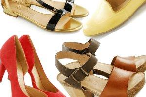 4bd6d14059942 Przecena w Ryłko: koturny, sandały i szpilki na lato