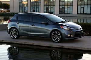 Salon Chicago 2013 | Kia Forte 5
