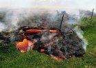 Hawaje: Erupcja wulkanu Kilauea trwa od 31 lat. Ludzie wierzą, że to oznaka gniewu bogini [ZDJĘCIA]