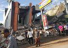 Indonezja: Już 97 ofiar śmiertelnych trzęsienia ziemi, wielu rannych