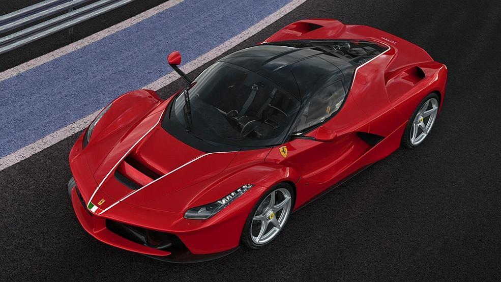 Ferrari LaFerrari - ostatni wyprodukowany egzemplarz