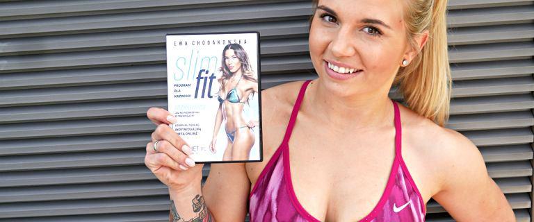 Przetestowałam nowy program Ewy Chodakowskiej Slim Fit, oto efekty
