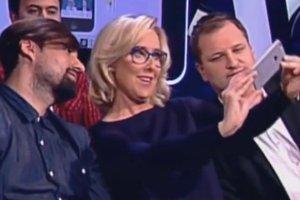 Agata M�ynarska i go�cie programu '�wiat si� kr�ci'
