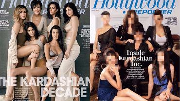 'The Hollywood Reporter' odtworzył okładkę Kardashianów sprzed 6 lat. Nie da się ukryć, że większość z nich uległa znaczącej metamorfozie! Jak wyglądali dawniej? Zobaczcie naszą galerię.