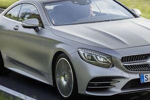 Coś do pooglądania... Mercedes pokazał Klasę S Coupe oraz Cabriolet