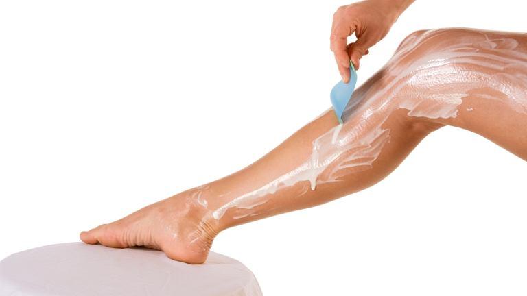 Krem do depilacji nóg
