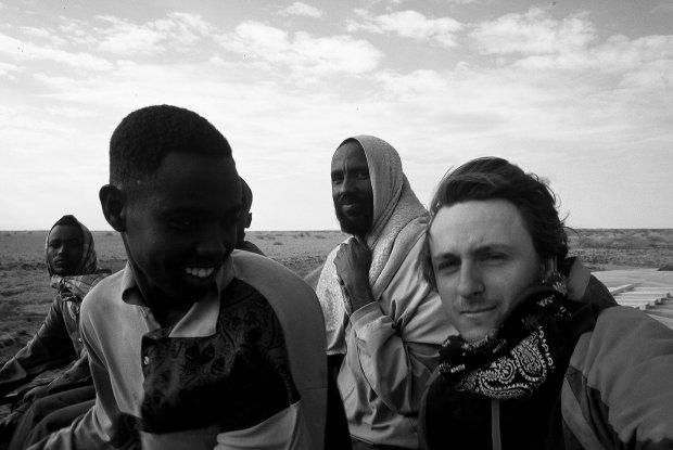 Nagroda im. Beaty Pawlak 2015 dla Konrada Piska�y za ksi��k� o Somalii