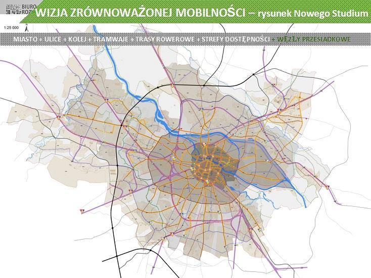 Zdjęcie numer 1 w galerii - Jak ma wyglądać transport we Wrocławiu? Magistrat: stawiamy na tramwaj [MAPY]