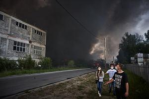 Pożary wysypisk. Wdychamy trucizny z płonących śmieci