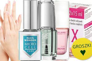 Rozwiązanie na każdy problem paznokci - odżywki i olejki