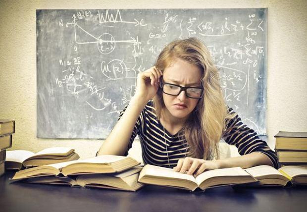 Matematyka powoduje ból fizyczny?