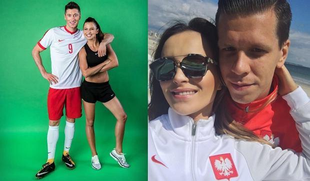 Mecz Polska-Armenia. Jak polskie WAG's kibicowały swoim ukochanym