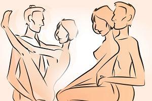 Ekstremalny seks? Nietypowe pozycje seksualne wyłącznie dla odważnych. Warto?