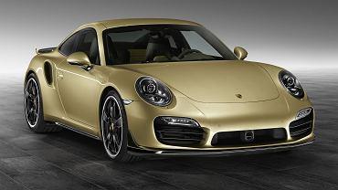 Aerokit dla Porsche 911 Turbo i Turbo S