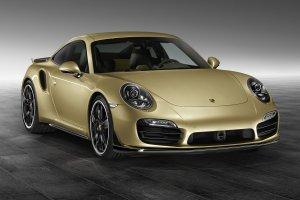 Porsche 911 Turbo i Turbo S | Fabryczny aerokit