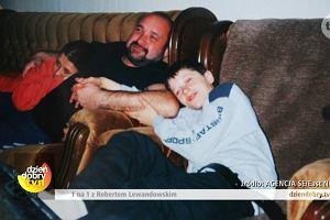 Robert Lewandowski spytany o to, jak chce wychować dziecko. Nie ukrył wzruszenia w głosie