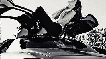 Olga Kamińska   Mercedes SLS AMG